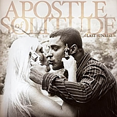Apostle Of Solitude - Last Sunrise 2-LP ( Clear)