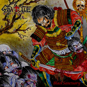 GENOCIDE (Nippon) - Black Sanctuary  2-CD