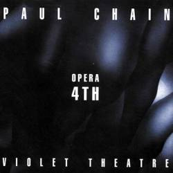 Paul Chain  -  Opera 4th