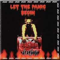 Death SS - Let The Panic Begin DVD