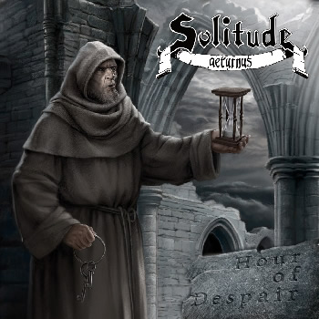 Solitude Aeturnus: Hour of Despair CD