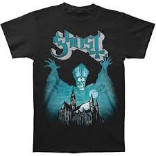 Ghost - OPUS EPONYMOUS  Shirt Size L