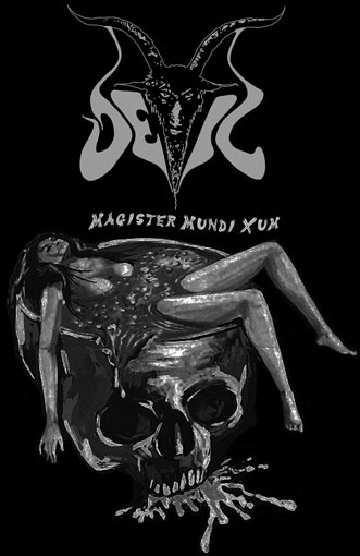 DEVIL magister mundi xum Tape