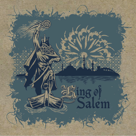 King of Salem - Prophecy LP
