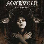 Sourvein - Black Fangs LP + 7
