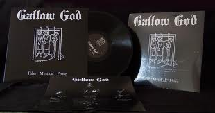 GALLOW GOD - FALSE MYSTICAL PROSE LP