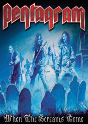 Pentagram - When the screams come DVD