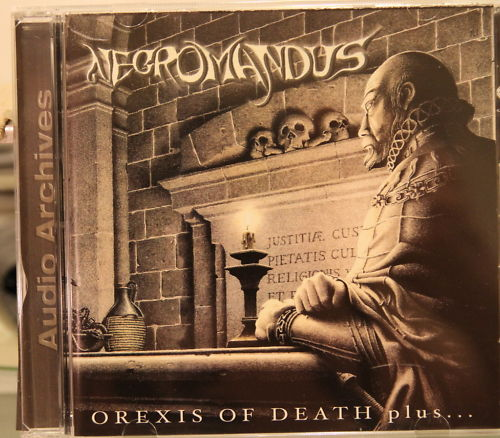 Necromandus-Orexis of Death plus....