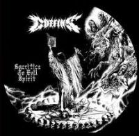 Coffins - Sacrifice to Evil Spirit Pic- LP