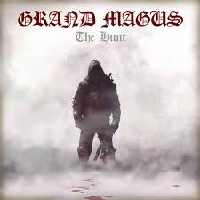 GRAND MAGUS - The Hunt lim. Edition with Patch