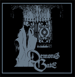 Demons Gate - S / T   EP + Patch