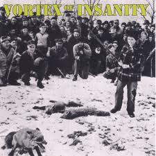 Vortex of Insanity - S/T ( Hellhound Records)
