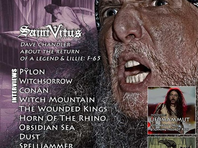 DOOM METAL FRONT - Magazine No. 9