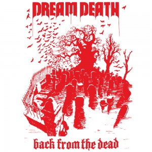 Dream Death: Back From The Dead 2LP