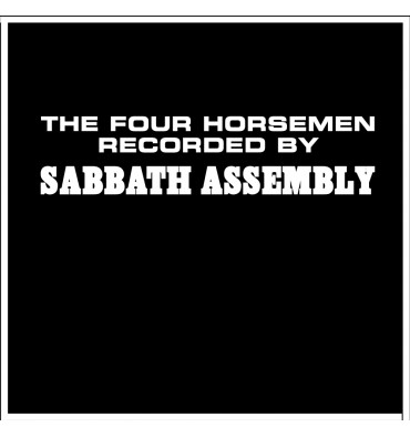 Sabbath Assembly: The Four Horsemen 7