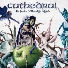 Cathedral – the Garden of Unearthly Delights 2-LP