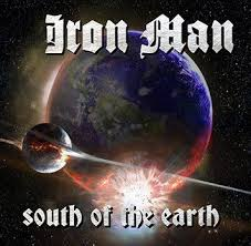 Iron Man - South of the Earth 2-LP