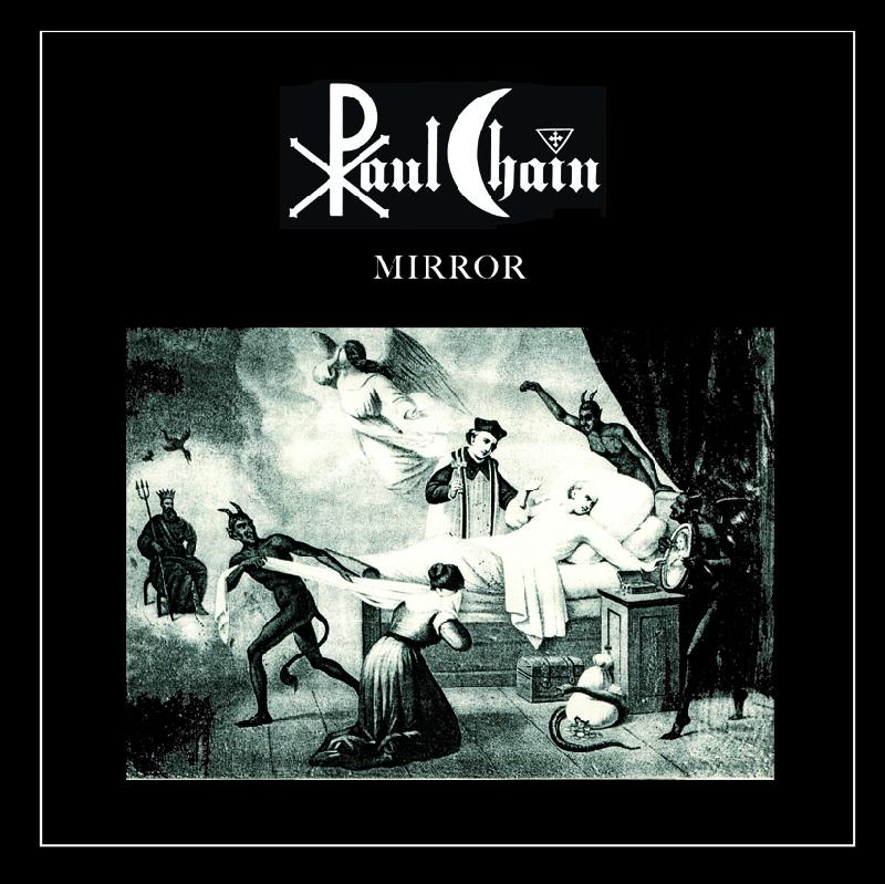 Paul Chain - Mirror ( Papersleeve)