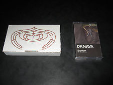 Danava – Hemisphere of Shadows Tape