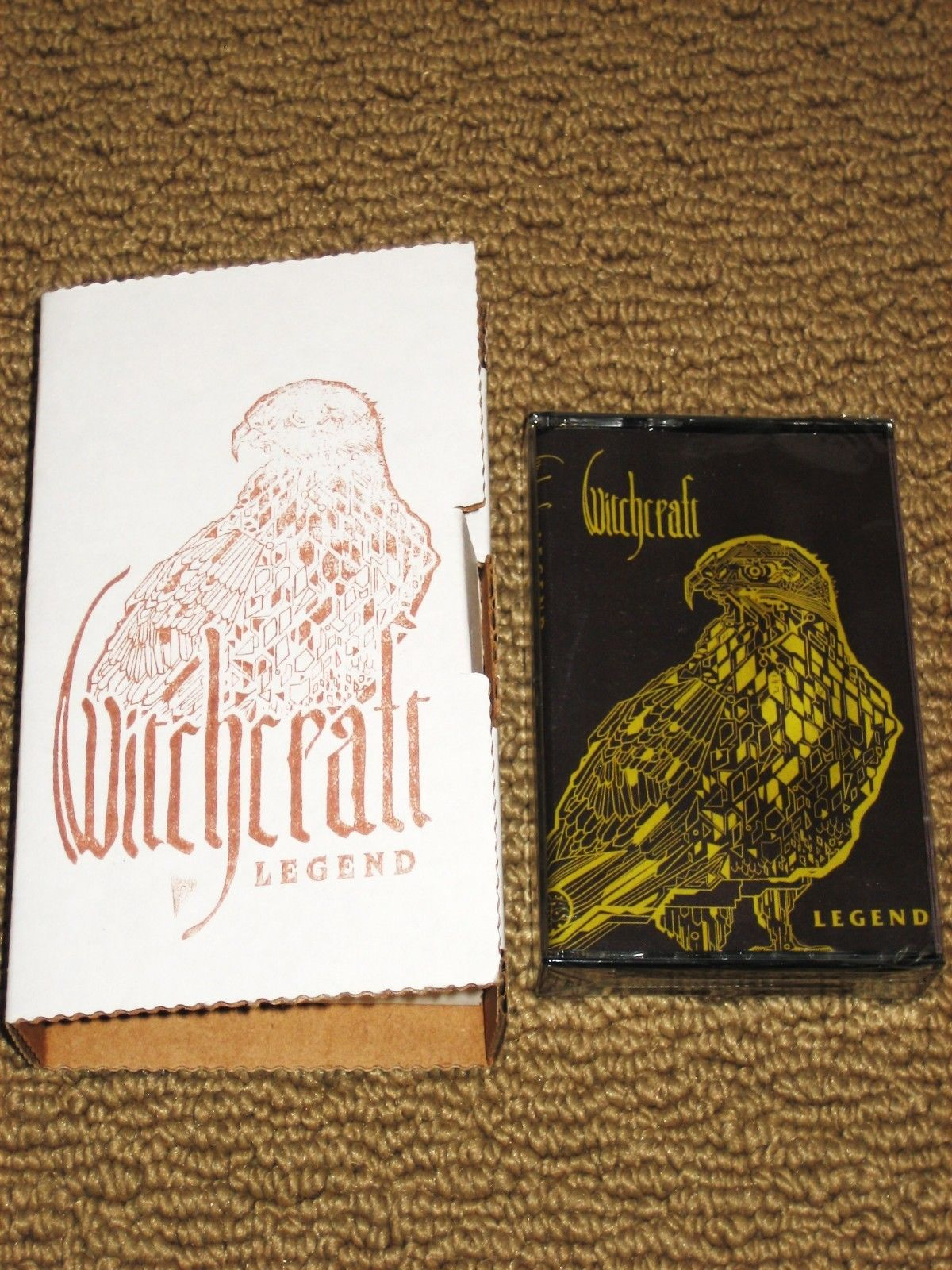 Witchcraft – Legend Tape