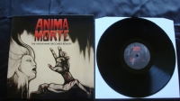 Anima Morte - The Nightmare becomes Reality LP