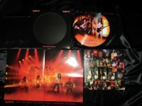 Death SS - The Cursed Concert Pic-LP