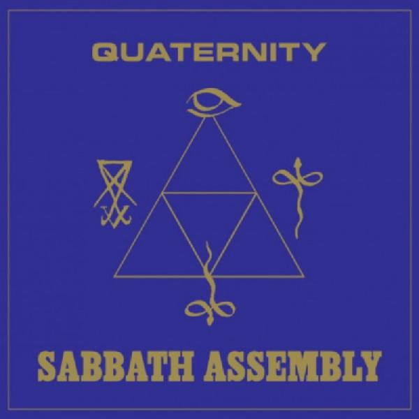 Sabbath Assembly - Quaternity LP ( gold)