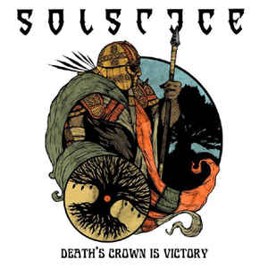 Solstice - Death`s Crowns in Victory CD