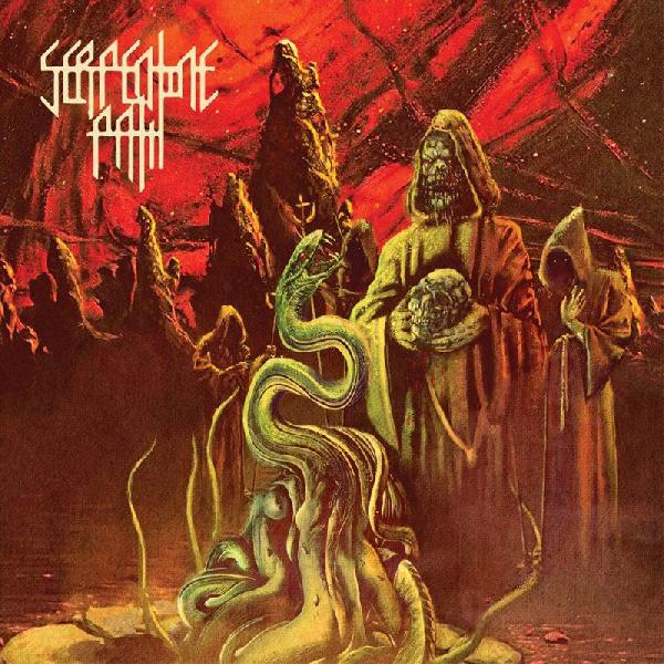 Serpentine Path - Emanations LP