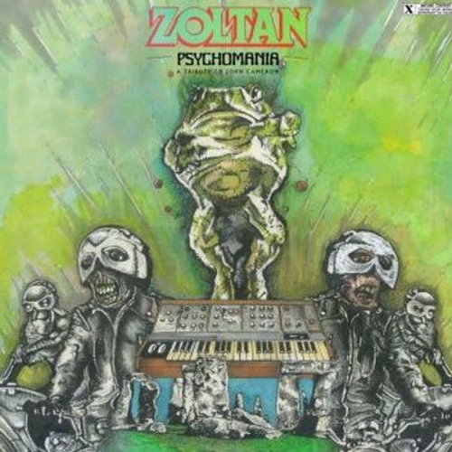 Zoltan - Psychomania - A Tribut to John Cameron LP