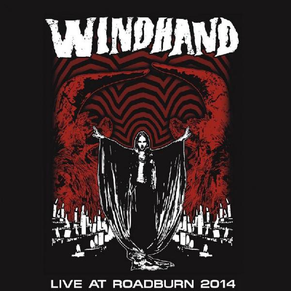 Windhand - Live at the Roadburn 2014 LP ( black)