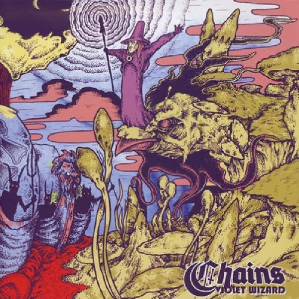 Chains - Violet Wizard  LP
