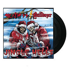 Death SS / Bulldozer - Jingles Hell Split 10