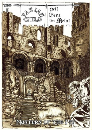 Pariah Child / Hell Bent for Metal – Masters to the Pit No.2