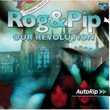 Rog & Pip - Our Revolution LP