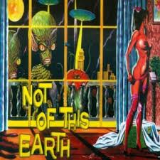 V.A.: Not of this Earth 3 CD book