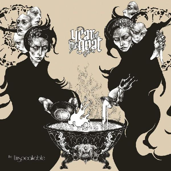 Year of the Goat - The Unspeakable lim. Digi CD