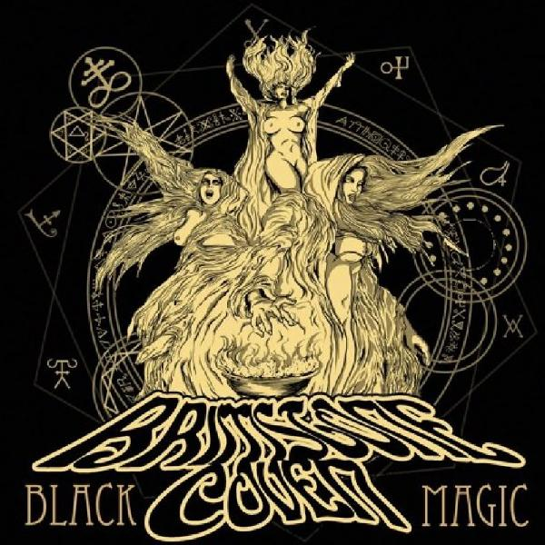 Brimstone Coven - Black Magic 2-LP