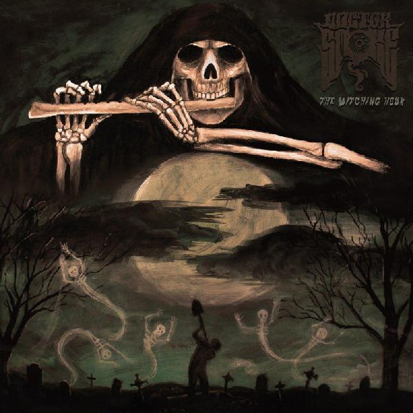 Doctor Smoke - The Witching Hour LP