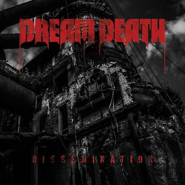 Dream Death - Dissemination LP ( red)