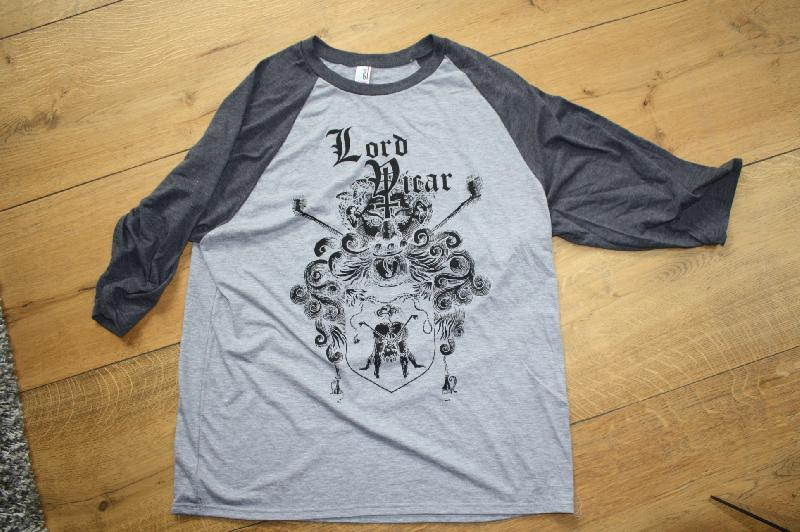 Lord Vicar - Gates of Flesh Longsleeve Size M