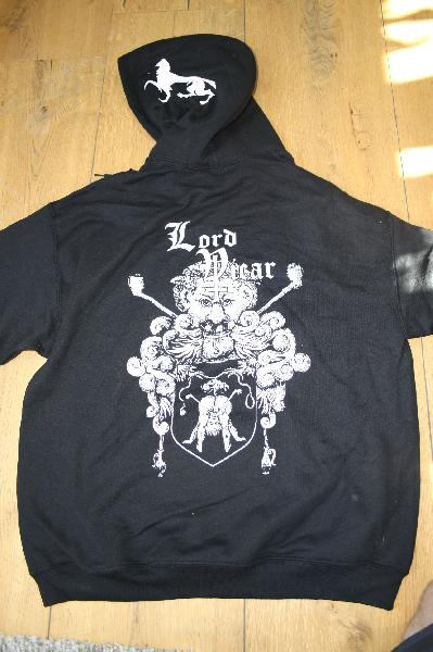 Lord Vicar - Gates of Flesh Hoddie Size XL