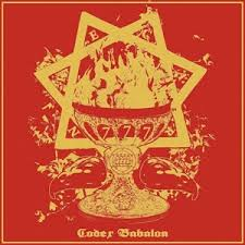 Caronte - Codex Babalon Digi CD