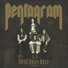 Pentagram - First Daze here LP