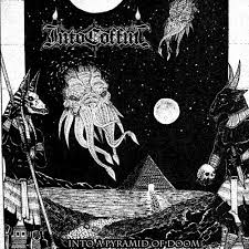Into Coffin - Into Pyramid of Doom 2-LP