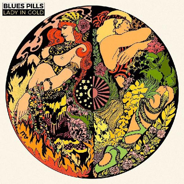 Blues Pill - lady in Gold LP ( black)