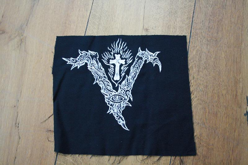 Saint Vitus - V  Patch Small
