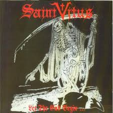 Saint Vitus - let the End begin CD