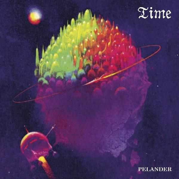 Pelander - Time  LP ( black)