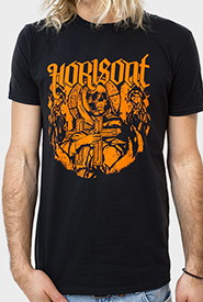 Horisont - Writing on the Wall Shirt Size L
